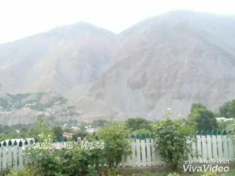 Beautiful Chitral valley