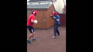 J bag vs stu boxing Thumbnail