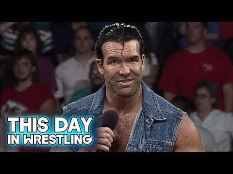 This Day In Wrestling: Scott Hall Makes WCW Debut (May 27th)