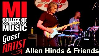 Allen Hinds & Friends Performance - 10/15/2015