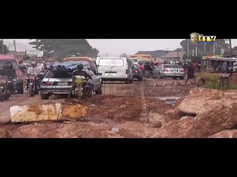 VBOSUNU: BENIN ROAD SITUATION