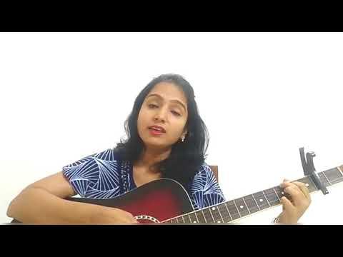|| Dhadak || Title track || Female cover ||