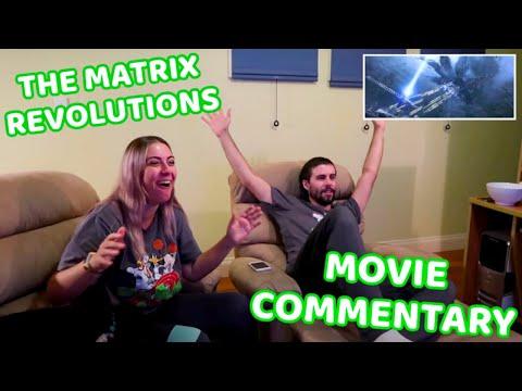 Play the MATRIX REVOLUTIONS isn't that bad | Feat. Matt | Movie Commentary
