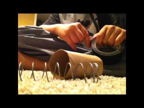 How To Make A Nerf Grenade Launcher Part 1 Of 3