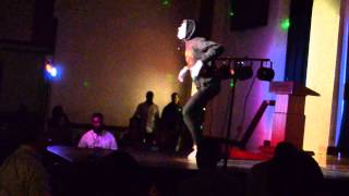 2014 Africa Night (WVU): Dancelife Chris Performance