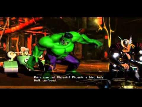 Hulk Quotes Extraordinary Ultimate Marvel Vs Capcom 48 Phoenix WrightHulk Quotes YouTube