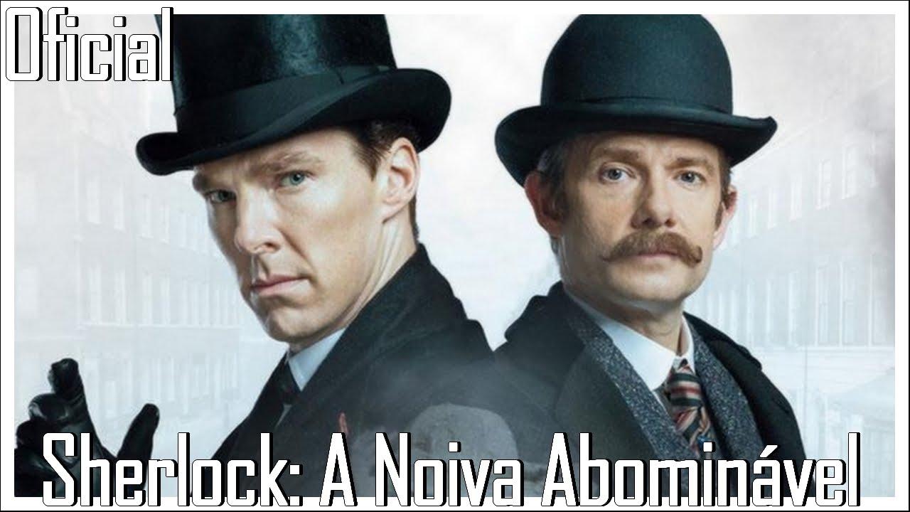 Trailer Sherlock: A Noiva Abominável