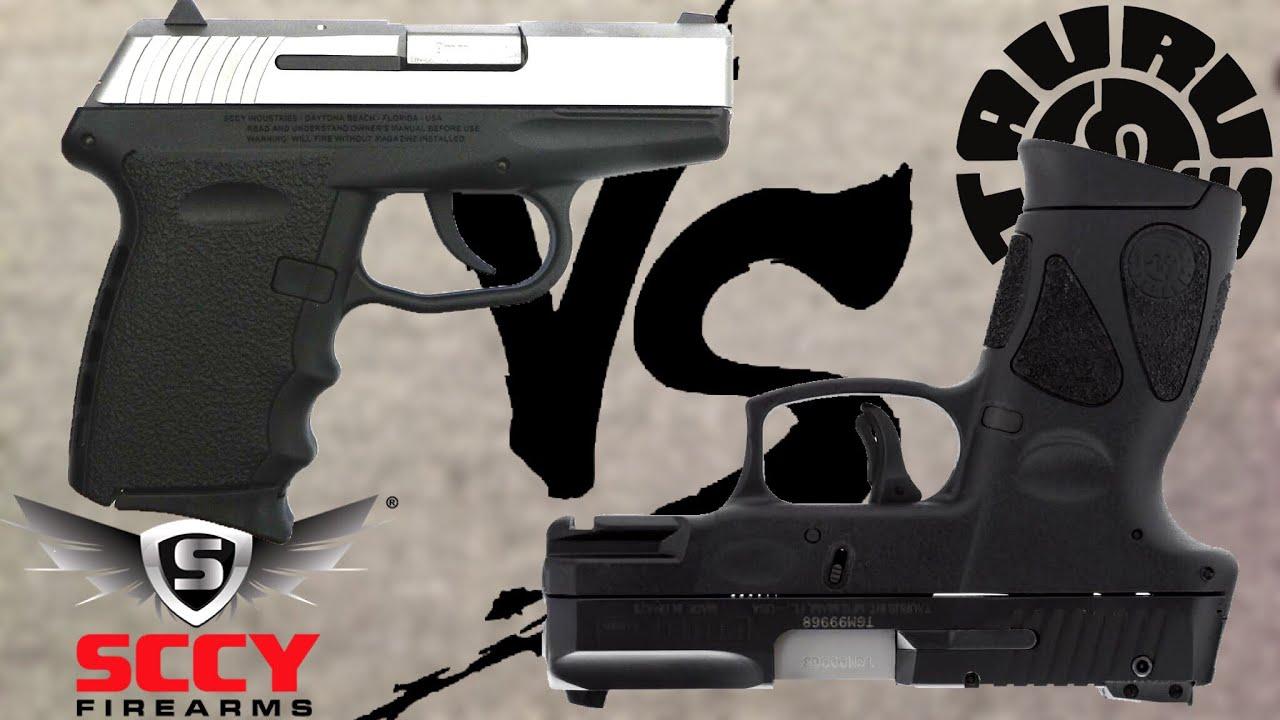 Pt111 G2 Compared To The Cpx 2 Youtube Taurus Millennium 9mm Schematics