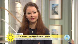 Alice Teodorescu om partiledarutfragningarna Abortfragan ar valdigt kanslolad - Nyhetsmorg ...