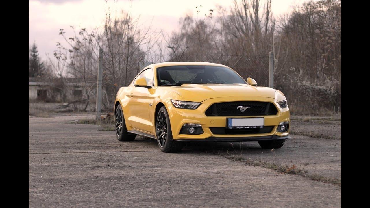 Ford Mustang   V Gt Fastback  Pov Joyride Exhaust Sound Autoweb Cz