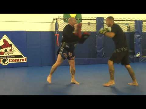 UFC Fighters Mike Brown, Leonard Garcia & Donald Cerrone Training