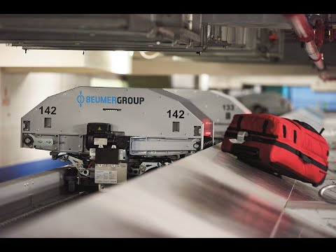 New state-of-the-art baggage system ready for take off