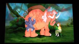 Tarzan And Jane: Tantor Sits in Terk Part 2