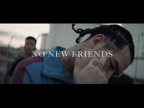 BAD HOP / No New Friends feat. YZERR & Bark (Official Video)