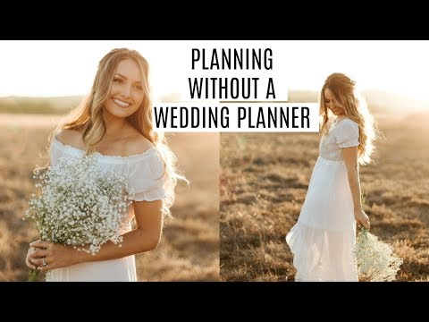 PLANNING WITHOUT A WEDDING PLANNER: TIPS  + Q&A