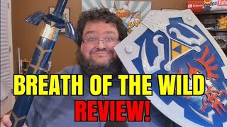 review   legend of zelda breath of the wild review
