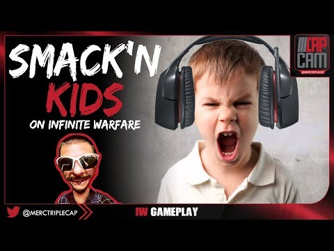 Smack'n Kids in Infinite Warfare