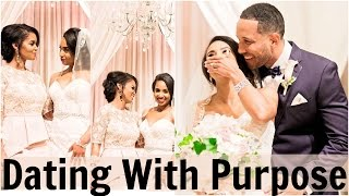"""""""Dating With Purpose""""   Kirk Franklin's Wife Tammy & Daughter Carrington"""
