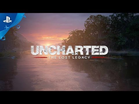 UNCHARTED: The Lost Legacy - The Making of Video | PS4