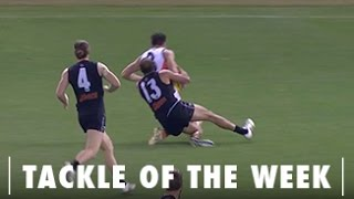 Tackle of the Week - Chris Yarran (Rd7)