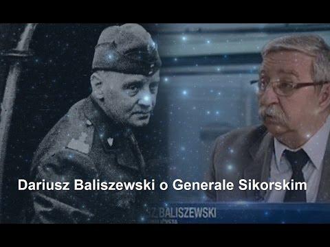 Dariusz Baliszewski o Generale Sikorskim i katastrofie na Gibraltarze dnia 4 lipca 1943 r. dla PR
