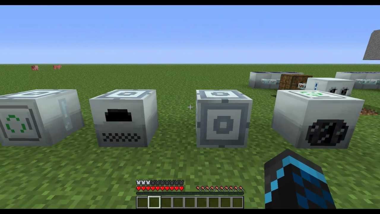 Industrial Craft 2 - Guide 3 [Maschinen und Generatoren ...