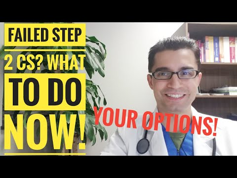 Failed USMLE Step 2 CS? Best TIPS and Strategy for the MATCH! - YouTube