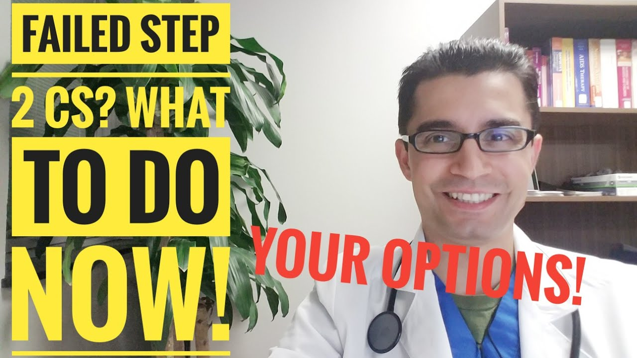 Failed USMLE Step 2 CS? Best TIPS and Strategy for the MATCH!