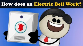 How does an Electric Bell Work? + more videos | #aumsum #kids #science #education #children