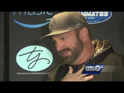 Garth Brooks on return to Sprint Center: 'This one feels like yesterday'