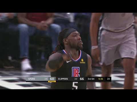 Los Angeles Clippers vs San Antonio Spurs | October 31 2019