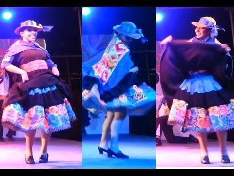 Peruvian Huayño Dance
