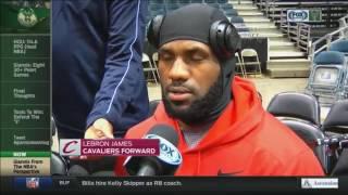 NBA Players on Giannis Antetokounmpo