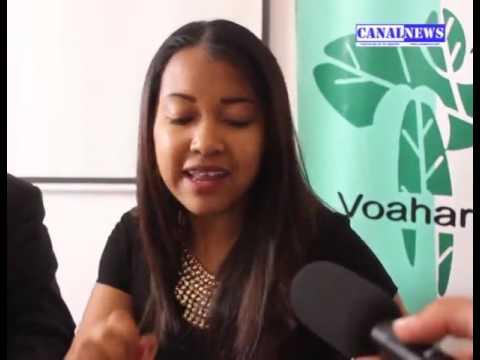 canalnews.net : Annie Rajerison ( Mpahay Lalana  - AVG )