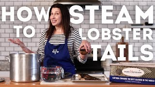How To Steam Lobster Tails   Maine Lobster Now