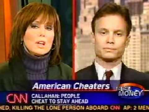 David Callahan Explains Cheating - CheatingCulture.com