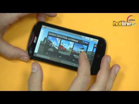 Обзор cмартфона Acer Liquid E2 Duo