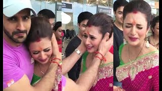 Divyanka Tripathi का बिदाई Video हुआ Viral
