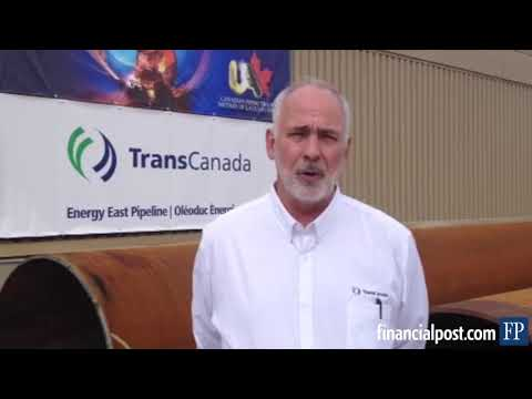 The cost of TransCanada's Energy East project