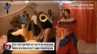 Baile con Traje Tipicos Marisol Godoy Las Llanura