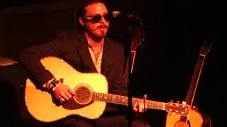 Rival Sons - Nava into Burn Down Los Angeles - Acoustic. Irving Plaza NYC May 14th 2015