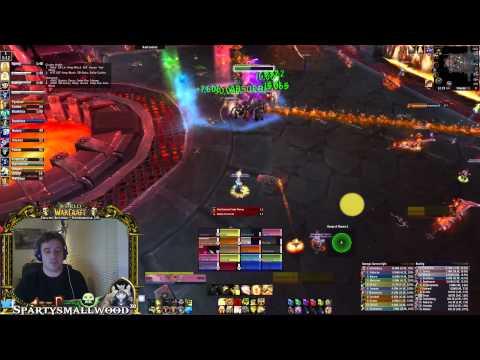 Flamebender Ka'graz - First Mythic Kill 4/10M