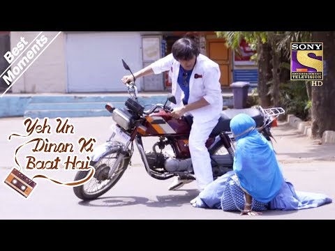 Yeh Un Dinon Ki Baat Hai | Naina Falls Off Sameer's Bike | Best Moments