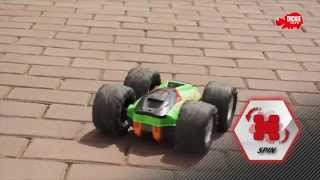Dickie RC Wild Flippy átfordulós távirányítós autó - 201119063