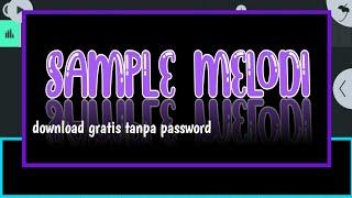 Download sample melodi - FL Studio Mobile