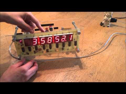 EP 4 - Synchronous Digital Clock