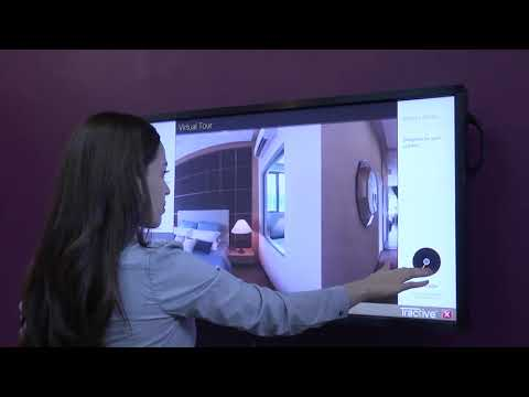Tractive Interactive Property | Digital Signage | Interactive Screen | Way Finder