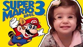 SUPER MARIO BROS 3 - Gameplay Comentado em Português PT-BR