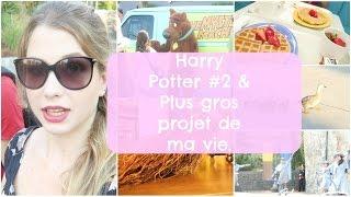 Plus gros projet de ma vie & HP #2 ♡ VLOGMARS
