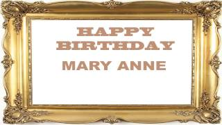 MaryAnne   Birthday Postcards & Postales - Happy Birthday